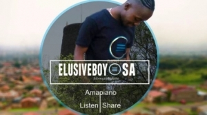 Elusiveboy Sa - What's My Name (original Mix)